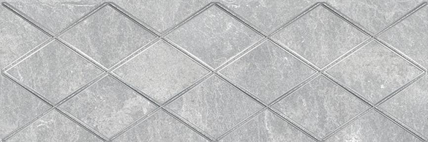 ALCOR ATTIMO Серый Декор 20*60 17-05-06-1188-0