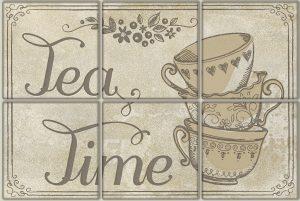 VINTAGE VOYAGE Tea Time Декор 20*30 TD-VV-D-TEA