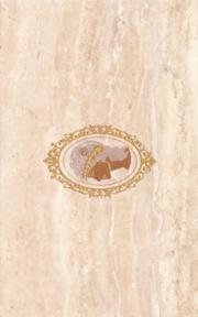 TRAVERTIN Medallion Декор (v) 25*40 TR-D6-CR