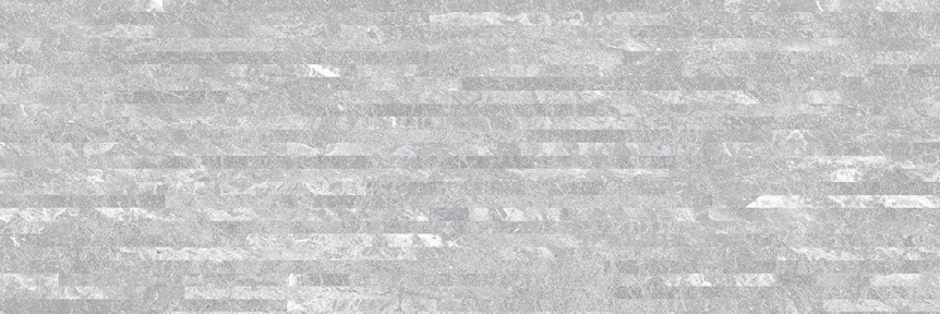 ALCOR Серый Мозаика Обл. плитка 20*60 17-11-06-1188