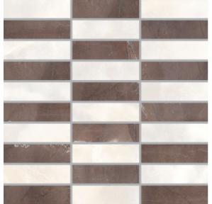 МЕРАВИЛЬ Декор напольный Мозаика 30*30 6132-0123