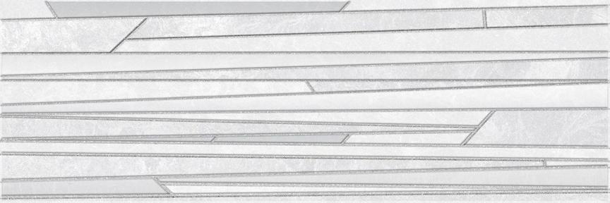 ALCOR TRESOR Белый Декор 20*60 17-03-01-1187-0