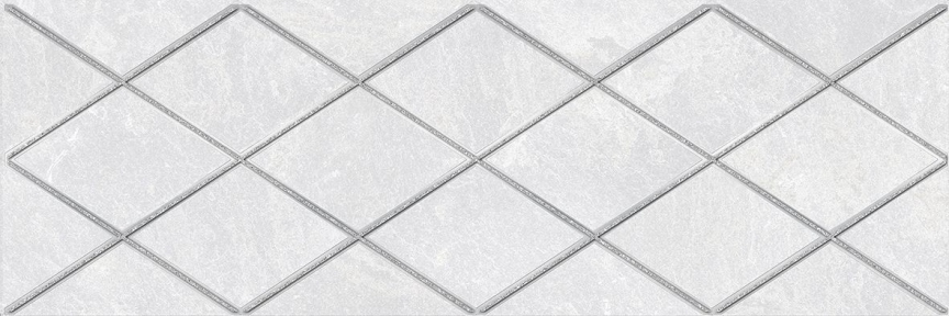 ALCOR ATTIMO Белый Декор 20*60 17-05-01-1188-0