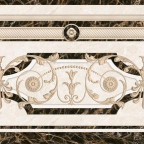FENIX Бежевый Декор-2 напольный 43x43 ДН93021-2