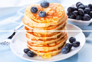 BEVELED TILE Pancakes Панно 20*30 (из 2-х плиток) TD-BT-P-PC