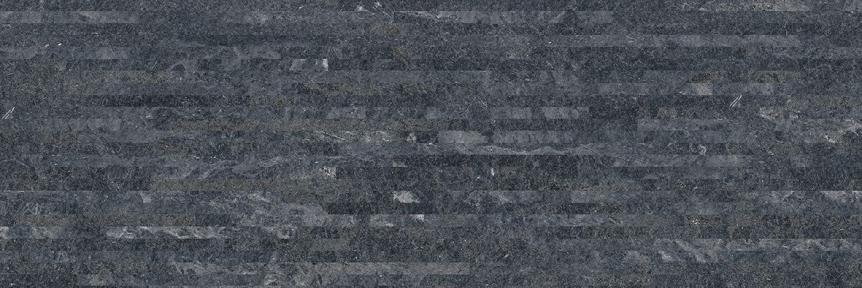 ALCOR Чёрный Мозаика Обл. плитка 20*60 17-11-04-1188