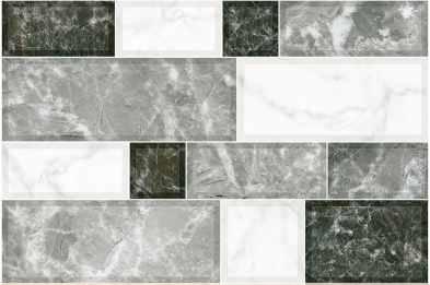 GRANI серый Облиц. плитка 23x35 233574071