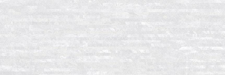 ALCOR Белый Мозаика Обл. плитка 20*60 17-10-01-1188