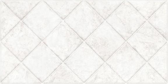 TREVIS Белый Oблиц. плитка рельеф 249*500