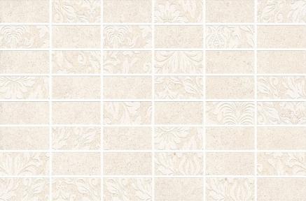 ЗОЛОТОЙ ПЛЯЖ Светло-бежевый Декор мозаичный 20*30 MM8262