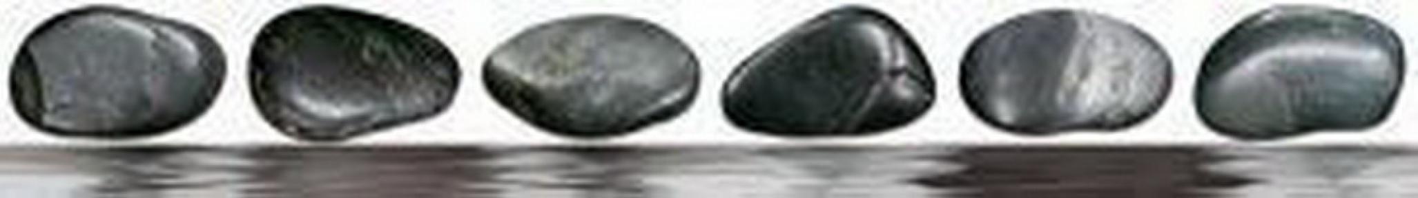 ФРЕШ черный Бордюр 7х50 770504-330