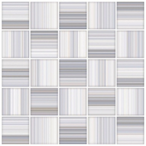 Меланж голубой мозайка Пол 38,5х38,5 160061-440