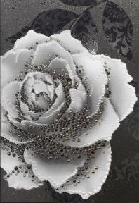 МОНРО Большая роза Декор тип 1 27,5*40 МОН5ДТ27.5/40/13/П/1