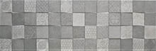 NARVONA Decorado Gris Grid Обл. плитка 25*75